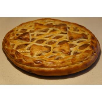 Пирог «Яблоко с апельсинами»