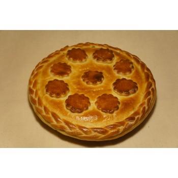 Пирог «Бабушкин капустный с яйцом»