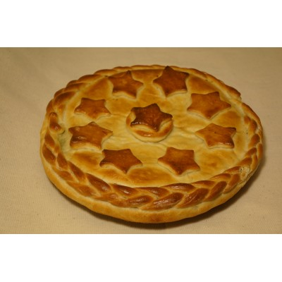 Пирог «Куриный с брокколи» в Рузском районе