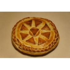 Пирог «Мясной с луком»
